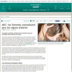 AVC: les femmes connaissent peu les signes d'alerte
