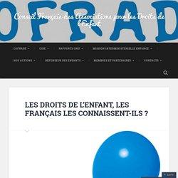 Conseil Français des Associations pour les Droits de l'Enfant
