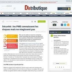 La sécurité reste sous-estimée dans les PME-PMI