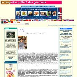 Le Guide des Connaisseurs - Rudy Smolarek : la passion des épices rares