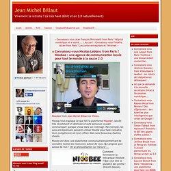 vous Nicolas Leblanc from Paris ? Nioobee : une agence de communication locale pour tout le monde à la sauce 2.0