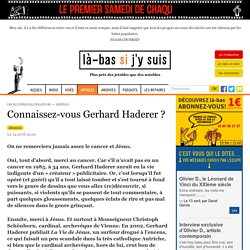 Connaissez-vous Gerhard Haderer ?