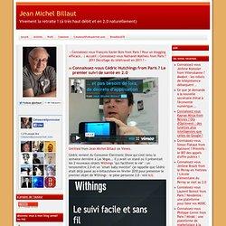 vous Cédric Hutchings from Paris ? Le premier suivi de santé en 2.0