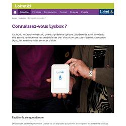 Connaissez-vous Lysbox? — Loiret21