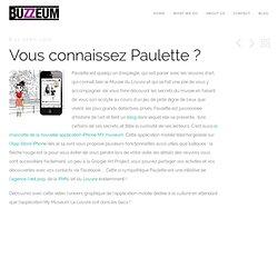 Vous connaissez Paulette ?