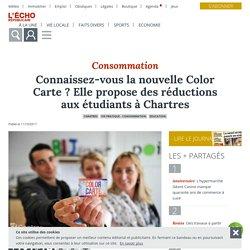 Connaissez-vous la nouvelle Color Carte ? Elle propose des réductions aux étudiants à Chartres - Chartres (28000) - L'Echo Républicain
