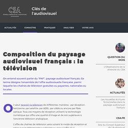Connaître / Clés de l'audiovisuel