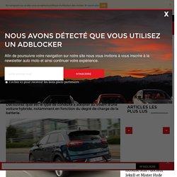 Les astuces à connaître pour la conduite d'une hybride - Automoto, magazine auto et moto