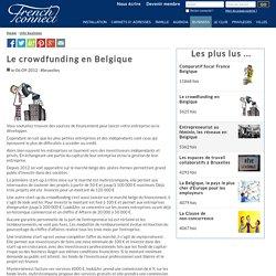 French-Connect - Le crowdfunding en Belgique
