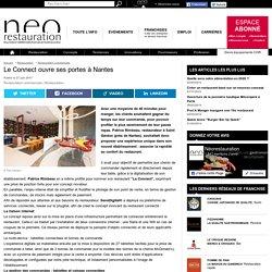 Le Connect ouvre ses portes à Nantes