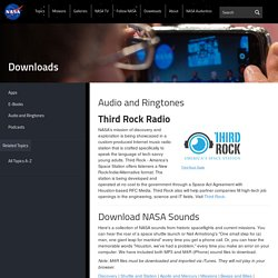 NASA Sounds