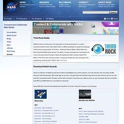 NASA Sounds