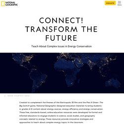 Connect! Transform the Future