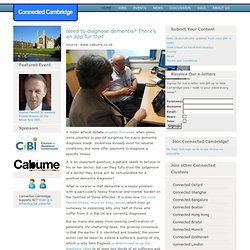 Connected Cambridge! -