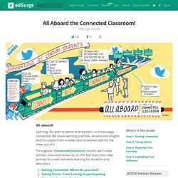 All Aboard the Connected Classroom!