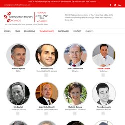 Connected Health Monaco – TROMBINOSCOPE