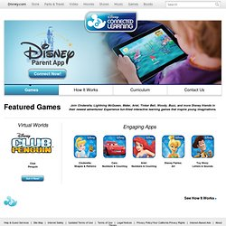 Disney Connected Learning | The Official Home Page for Disney Connected Learning