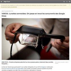 Lunettes connectées: Il n'y a pas que Google Glass dans la vie