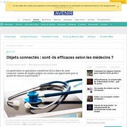 Objets connectés : qu'en pensent les médecins ?