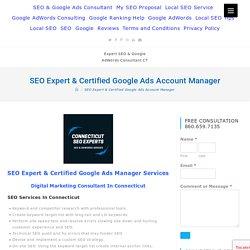 Connecticut SEO & AdWords Expert Freelancer