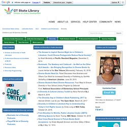 Diversity - Children's and YA Services - LibGuides Home at Connecticut State Library, Division of Library Development