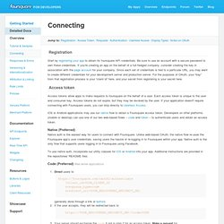 API Documentation | foursquare Developers
