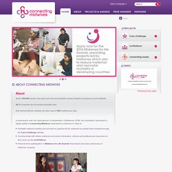 Connecting Midwives - Home