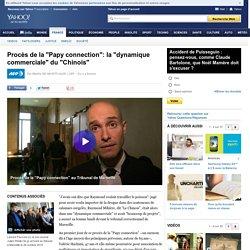 """Procès de la """"Papy connection"""": la """"dynamique commerciale"""" du """"Chinois"""""""