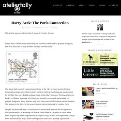 Harry Beck: The Paris Connection