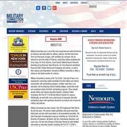Online Directory Military Resources