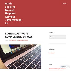 Apple Support Ireland Helpline Number +353-212063254
