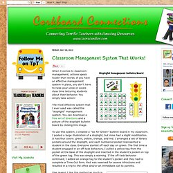 Classroom Management System That Works!