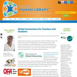 Global Connections for Teachers and Students