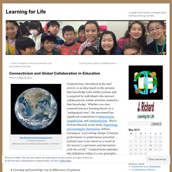 Connectivism and Global Collaboration in Education