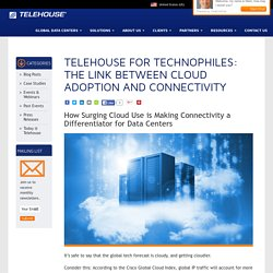 Demand for Enhanced Cloud Connectivity Rises Throughout Global Data Centers - Telehouse