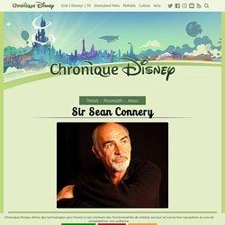 Sir Sean Connery n'est plus...