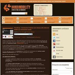Connexion H lance son niveau site internet dédié aux émissions audio