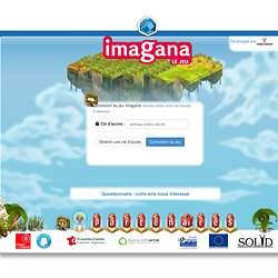 Connexion au jeu Imagana