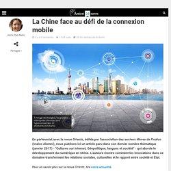 La Chine face au défi de la connexion mobile