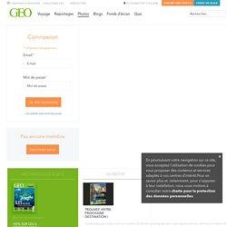 Connexion - Partagez vos photos en ligne et albums photos de voyage - GEO communauté photo