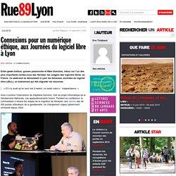Connexions pour un numérique éthique, aux Journées du logiciel libre à Lyon