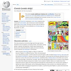 Connie (comic strip) - Wikipedia