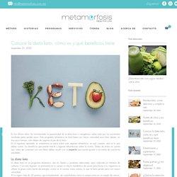 Conoce la dieta Keto; cómo es y qué beneficios tiene