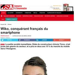 Wiko, conquérant français du smartphone