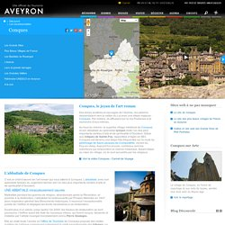 Conques - Site officiel du tourisme en Aveyron