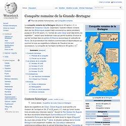 Conquête romaine de la Bretagne