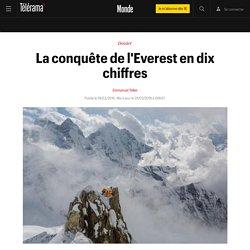 La conquête de l'Everest en dix chiffres - Le monde bouge