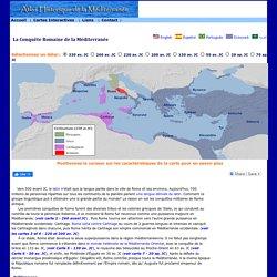 La Conquête Romaine de la Méditerranée