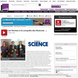 Les femmes à la conquête des Sciences