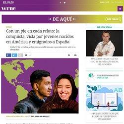 Con un pie en cada relato: la conquista, vista por jóvenes nacidos en América y emigrados a España